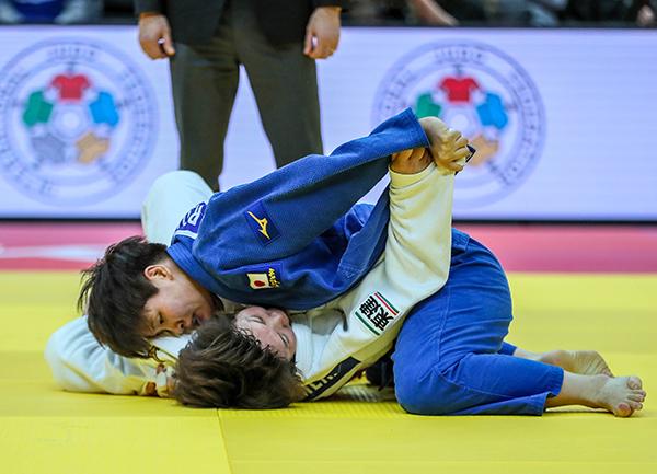 Osaka Grand Slam 2018 - Japan Day 3
