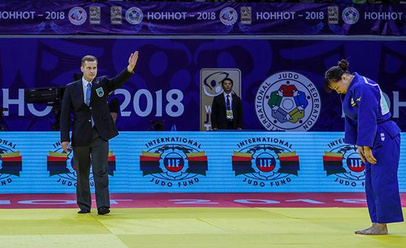Hohhot Grand Prix 2018 - China Day 2